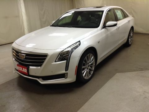 2016 Cadillac CT6 3.0L Twin Turbo Luxury